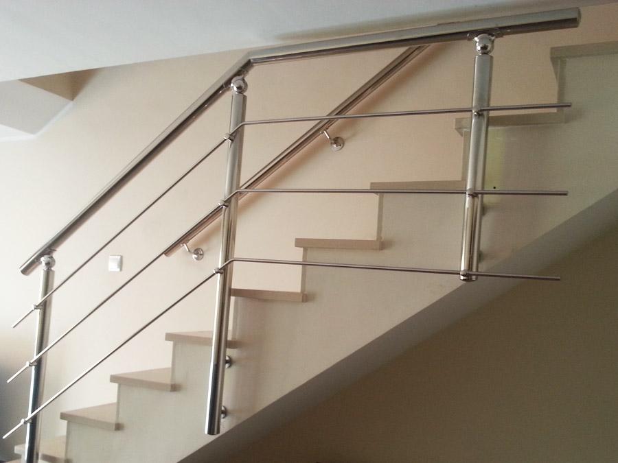 Herreros rada barandas de hierro forja y acero inoxidable - Barandas para escaleras de hierro ...
